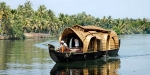 Karikkathi Beach Houses, India, Backwater cruise