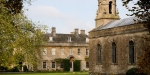 Babington House, United Kingdom, Babington House and chapel