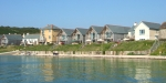 Flying Boat Cottages, United Kingdom, View of Flying Boat Club cottages