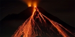 , Watch red hot lava on Mt Arenal - from your balcony