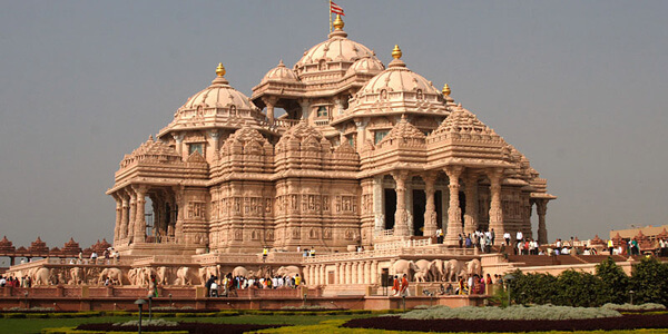 Activity: Akshardham Temple