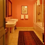 Talisman Hotel, Egypt, Suite bathroom