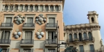 Casa Capella, Spain, Building along La Rambla