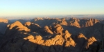 Sea Stars Apartments, Egypt, Sunrise at the top of Mt Sinai