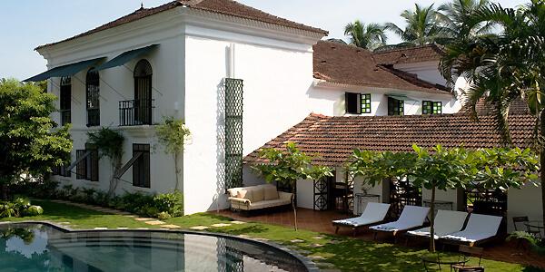 Siolim House, India