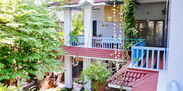 Villa Jacaranda, India