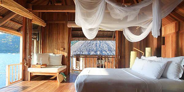 Room: Water Villa