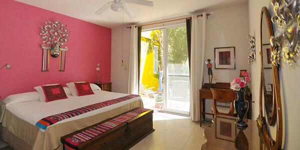 Room: Bugambilias