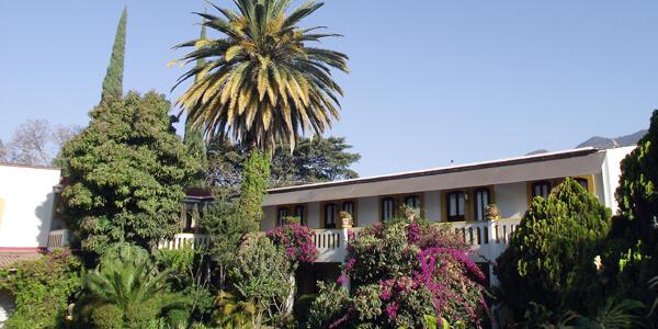 Hacienda Los Laureles, Mexico