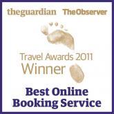 Guardian award 2011