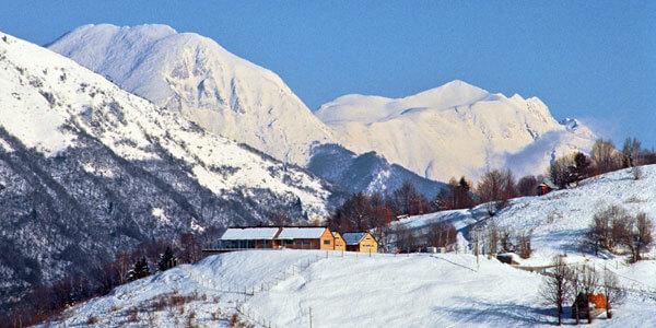 Nebesa, Slovenia