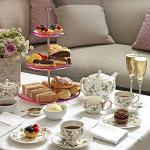Knightsbridge Hotel, United Kingdom, Afternoon Tea with Champagne