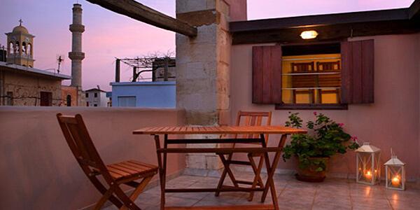 The Small Venetian House, Greece