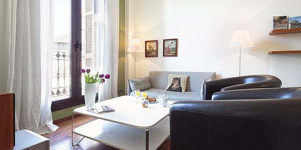 Room: Mercat del Borne 2-bedroom apartment