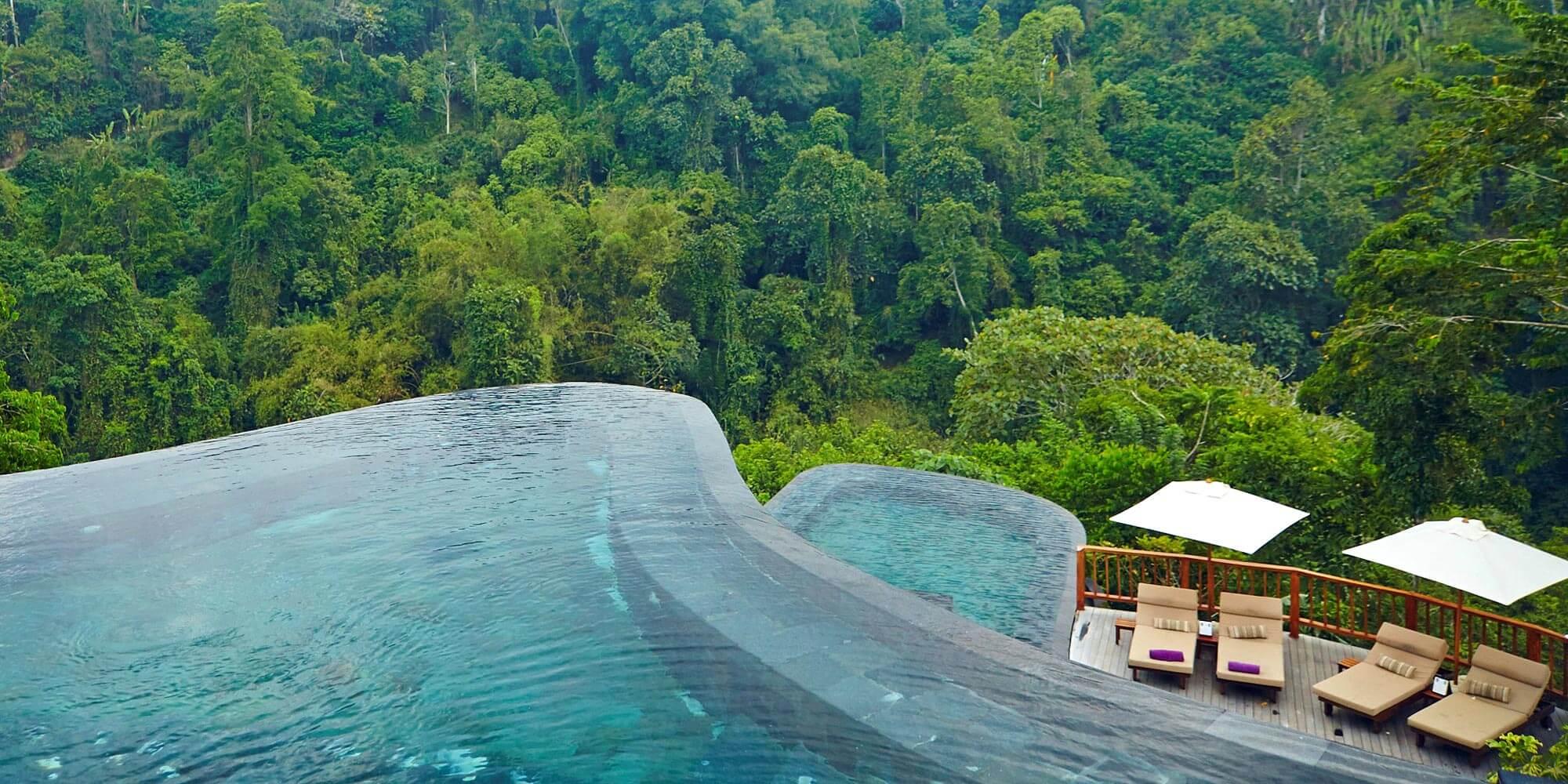 Hanging Gardens Of Bali Ubud Bali Explore Book