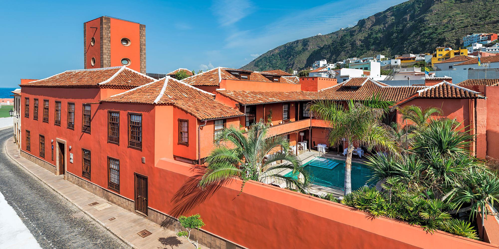 hotel san roque garachico tenerife canary islands hotel reviews
