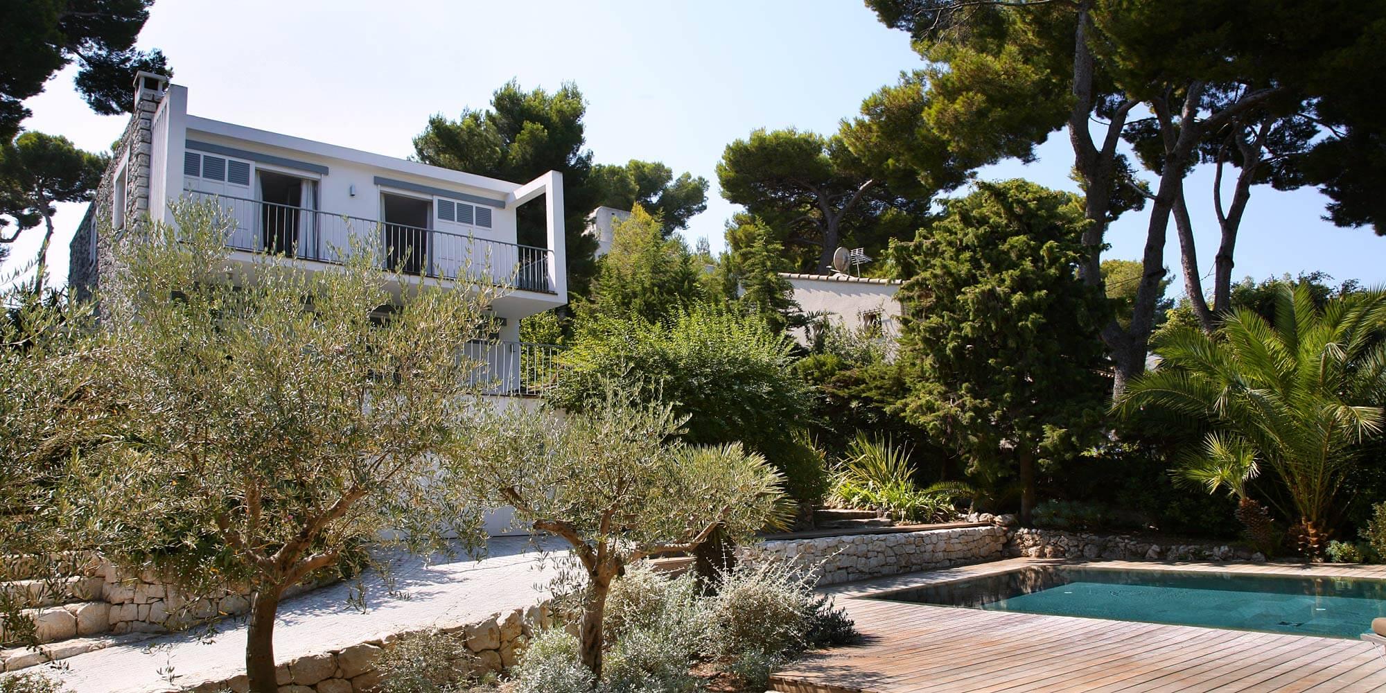 achat ou vente maisons - villas piscine à Cap d\'Antibes-06160,Juan ...