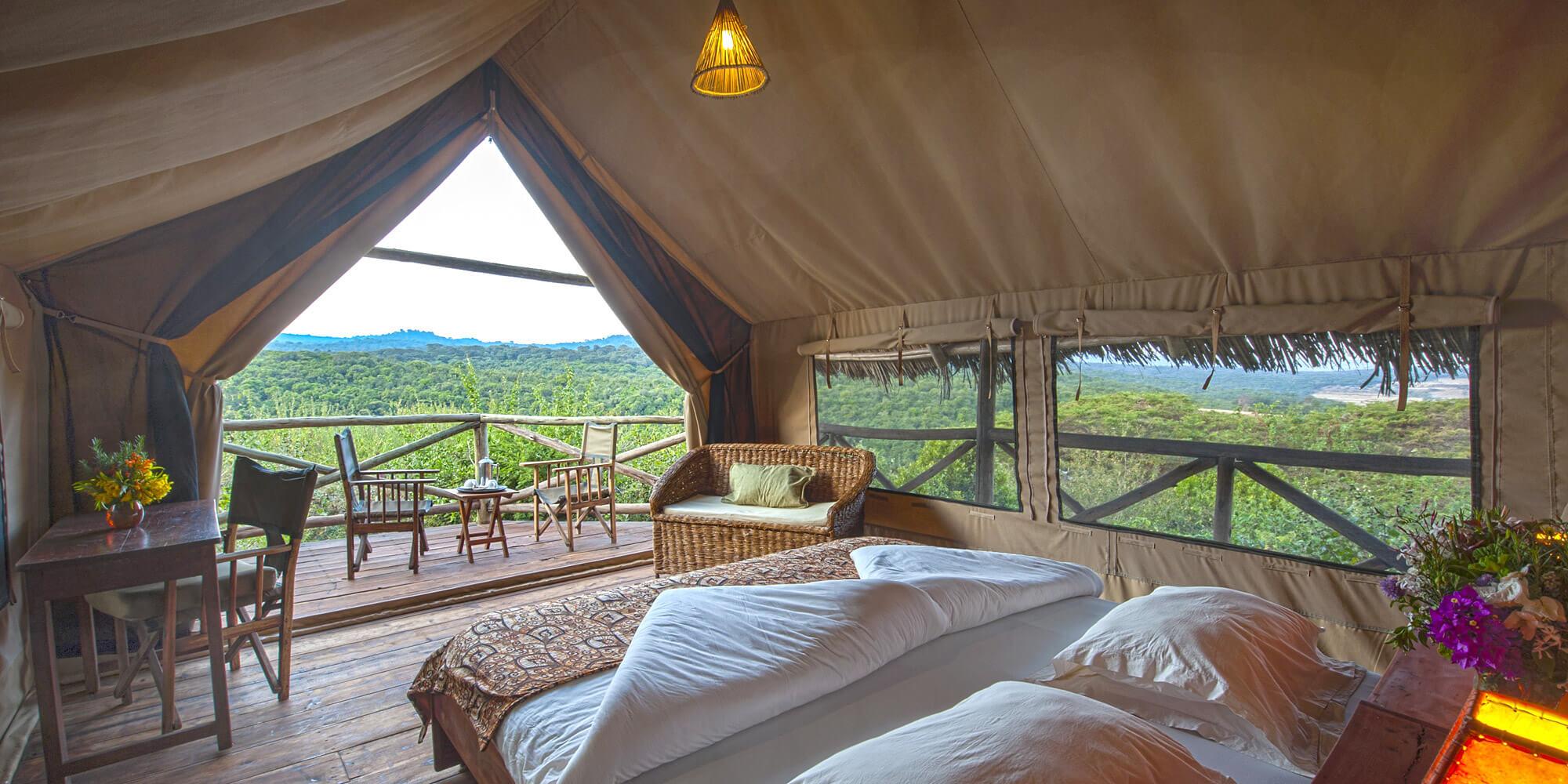 Rhotia Valley Tented Lodge, Ngorongoro