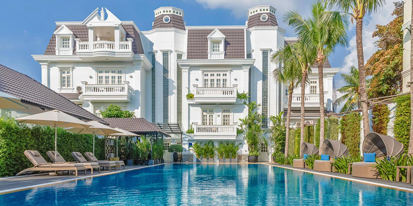 Villa Song, near Saigon Hotel Reviews